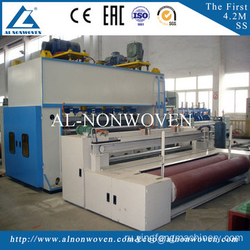 Professional ALZC-2500 needle punching machine with great price