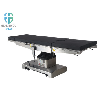 350kg capacity Surgical medical c arm operating table
