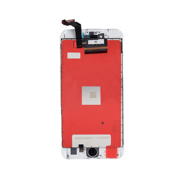 iPhone 6S Plus LCD Screen-ferfanging Witte
