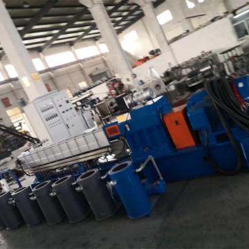 Plastic granulator pelletizer machine
