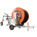 Newly Longlasting Mobile Spray Hose Reel Irrigation
