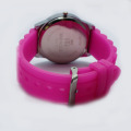 Newest Custom Fashion Jelly Silicone Watch