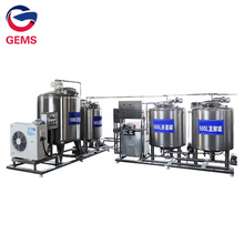 200L/Batch Yogurt Processing Line With Plastic Cup Package