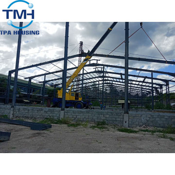 water proof construction steel warehouse building materials