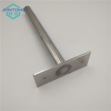 Custom stainless steel welding parts for safety industry