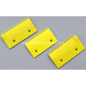 Yellow Comb Plate for Hitachi Escalators