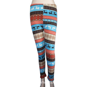 Fashionable Lady's Leggings Long
