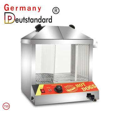 Hotdog warming steamer for sale