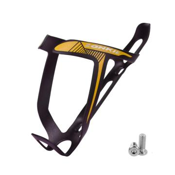 Bicycle Water Bottle Cage Black Yellow
