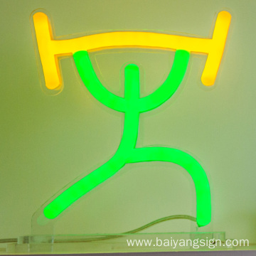 Customize PVC neon signs  christmas gift led neon signs