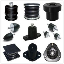 Rubber anti vibration mountings