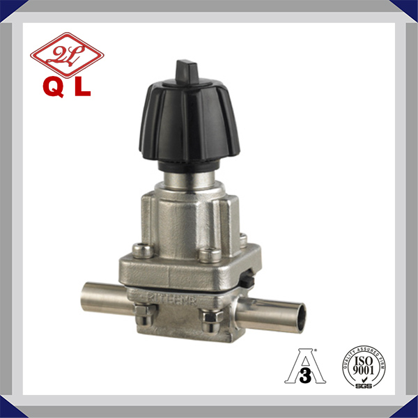 Welded Diaphragm Valve