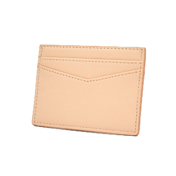 Customized Logo  Multi-Card Slot Card Holder