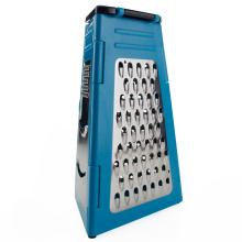 3-Sided Stainless Steel Plastic Collapsible Box Grater