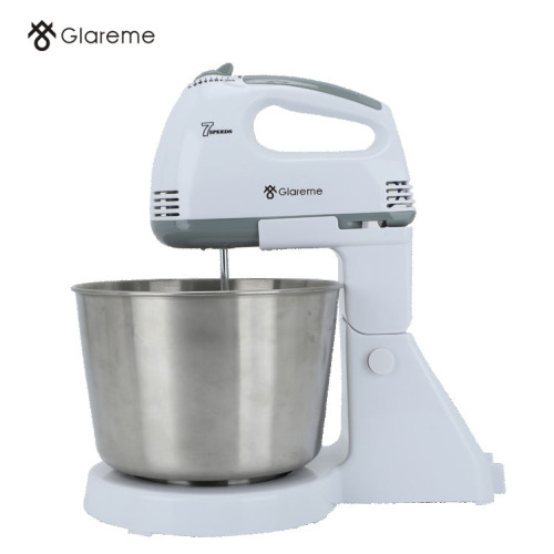 2 in 1 7-Speed Hand Mixer Electric