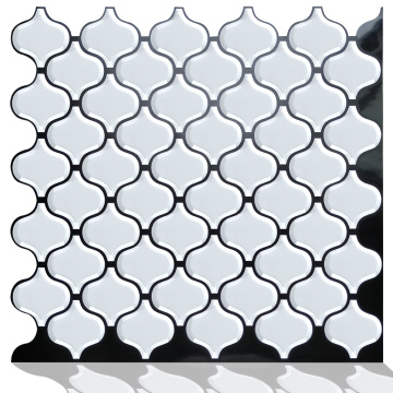 Smart kitchen Self-Adhesive 3d mosaic wall tile