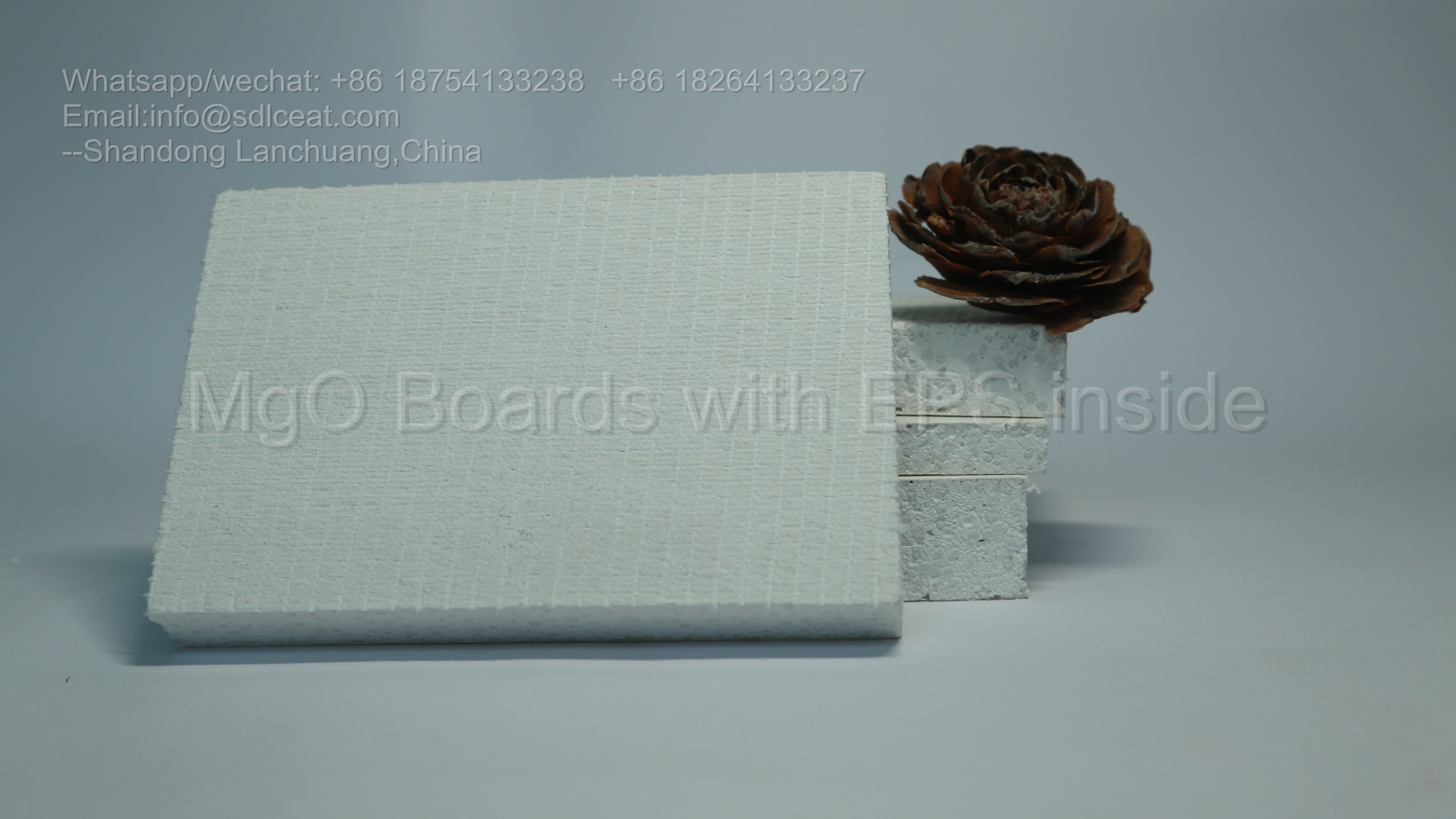 10mm thickness soffit mgo exterior wall boards