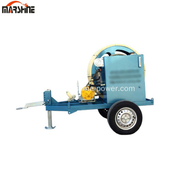 Winch Type Hydraulic Brake Tensioner