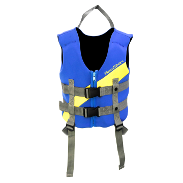 Seaskin Kids Swim Academy Life Vest with Strap