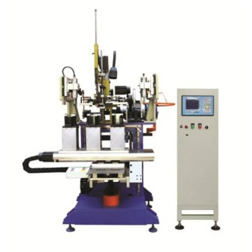 3 Axis Steel Wire Brush Making Machine