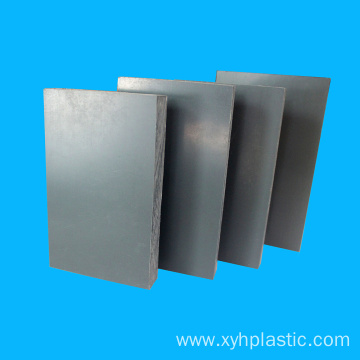 Good Succedaneum Easy processing Dark Gray PVC Panel