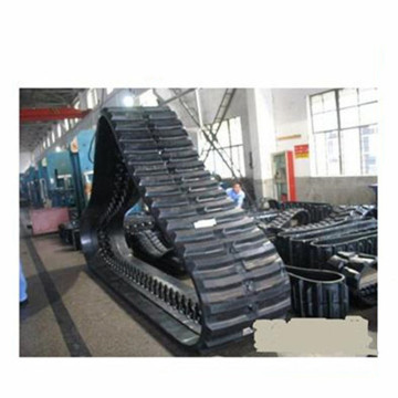 Low price top quality rubber track for excavator