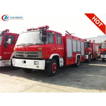 Brand New Dongfeng 5500litres emergency rescue vehicle