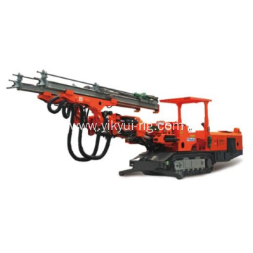 YKU-C35 Crawler Type Rock Tunneling Project Rig