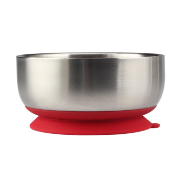 Children Bowl With Silicone Base