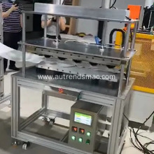 Semi-Automatic Cup Mask Machine