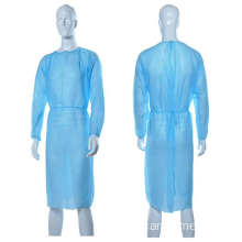 Disposable Non Woven Isolation/Personal Protective Gown