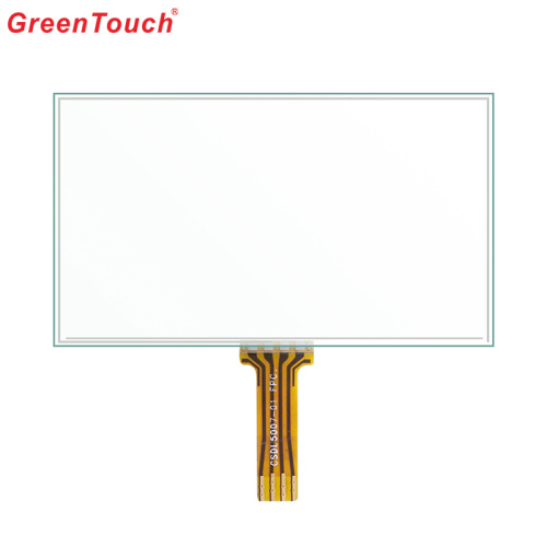 Good Price Small Resistive Touch Screen 4.3""