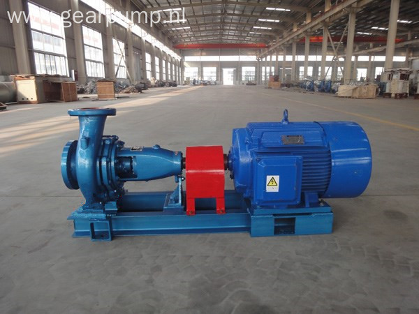 IS series electric centrifugal water pumps