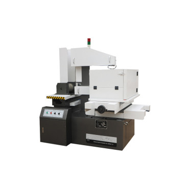 Reciprocating diamond wire cutting machine for Slice opening of non-conductive material