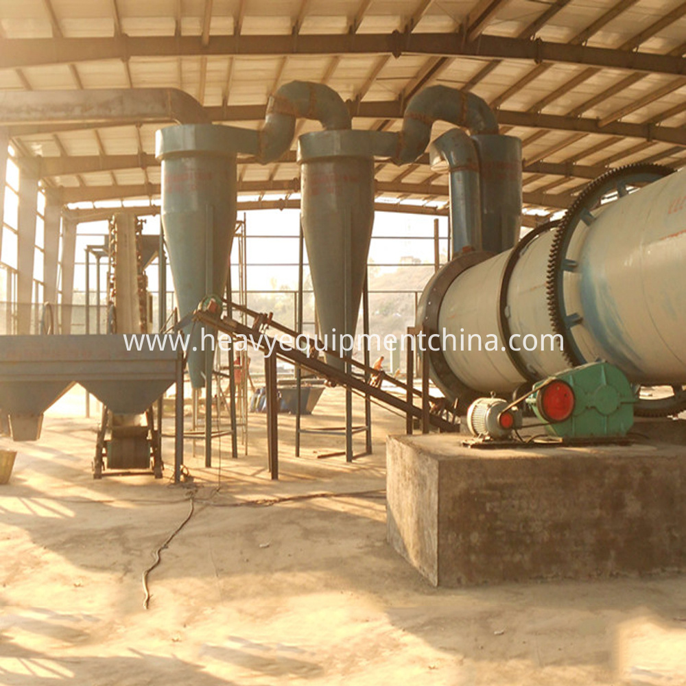 Sludge Rotary Dryer