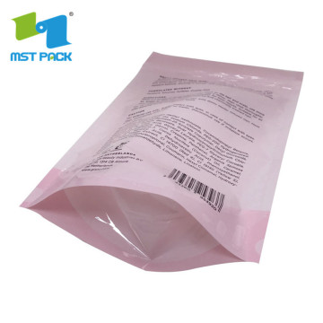 Eco-Friendly Bio Degradable disposable compostable corn starch Plastic Packaging Bag