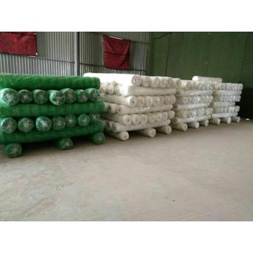 Plastic hdpe plant vegetable support net for greenhouse