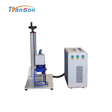 Handheld Fiber Laser Marking Engraving Machine 20W 30W