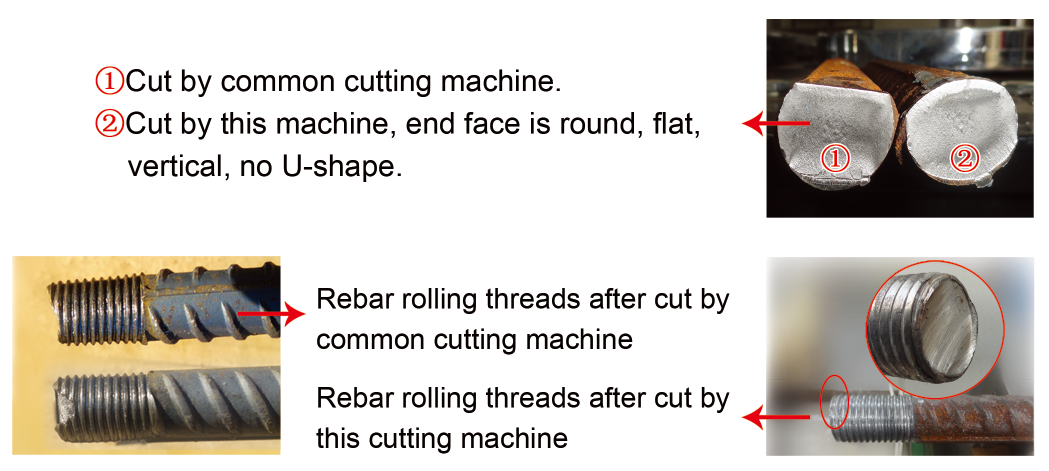 Common Rebar Cutting Machine