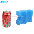 HDPE Plastic Material Gel Ice Brick Bottle Cooler