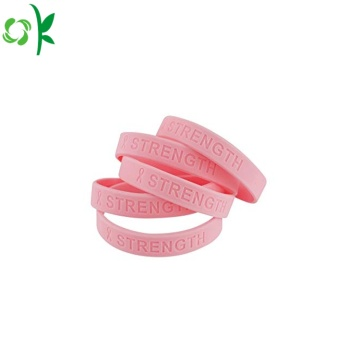 Newest Customized Silicone Bracelet for Party
