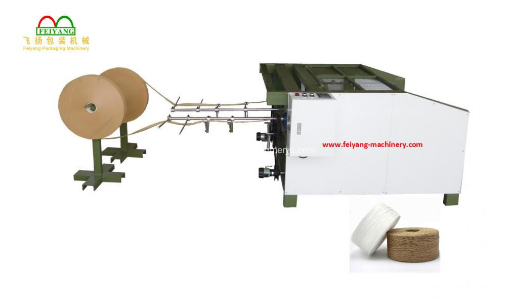 Shopping Bag Paper Rope Producing Machinery