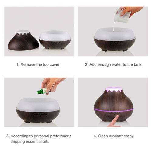 Tranquility Mini Electric Desk Usb Aroma Diffuser