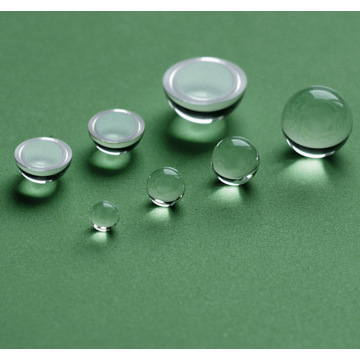 High Purity Sapphire Ball Lens 0.5mm to 20mm