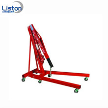 Foldable Hydraulic workshop adjustable engine crane