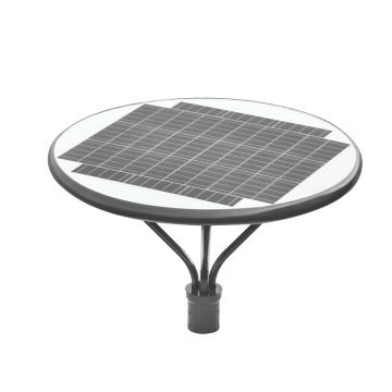 IOT Control For Led Solar Post Area Lights