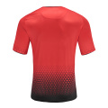 Mens Dry Fit Soccer Wear T Shirt