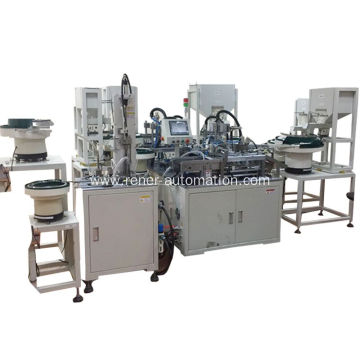 Non-Standard Automatic Assembly Line for Tap