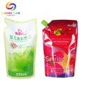 FAD Approved Waterproof Liquid Soap Packing Bag
