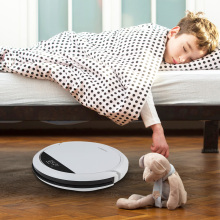 Gyro robot vacuum cleaner